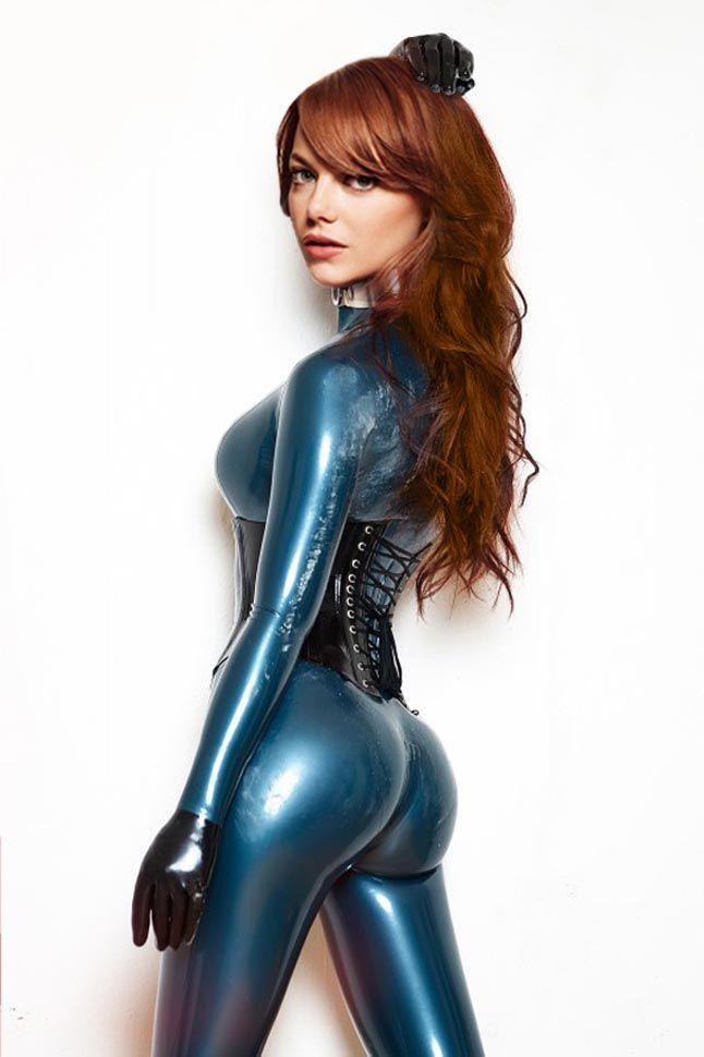 Ass sexy emma stone