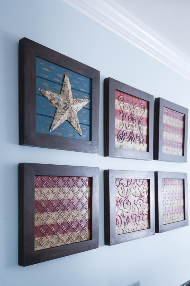 As seen on HGTV's Beach Flip, contestants Martha and Alex renovated a tired beach house with a classic, All-American theme.