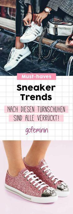 Sneaker Trends 2019: DIESE Turnschuhe sind jetzt in! – Susa Feh