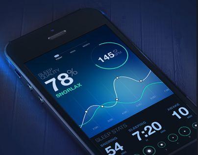 """Popatrz na ten projekt w @Behance: """"Sleep Alarm""""…"""