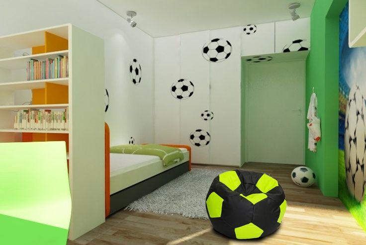 Jetzt Zimmer für Junde aber nich nur. Sehen Sie, Ist Ihres Kind Fußball-fans? Der Sitzsack Fußball ist für Junge und Mädchen. Der Sitzsack kleiner Fußball ist die Neuheit bei Furini-sitzsack #Zimmer #Fußball #Sitzsack #Fans www.furini-sitzsack.de http://ebay.eu/1m3qXC6