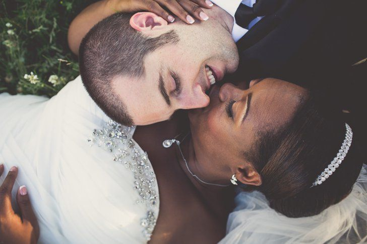Pin for Later: You Would Never Guess How Imperfect This Perfect Wedding Actually Was