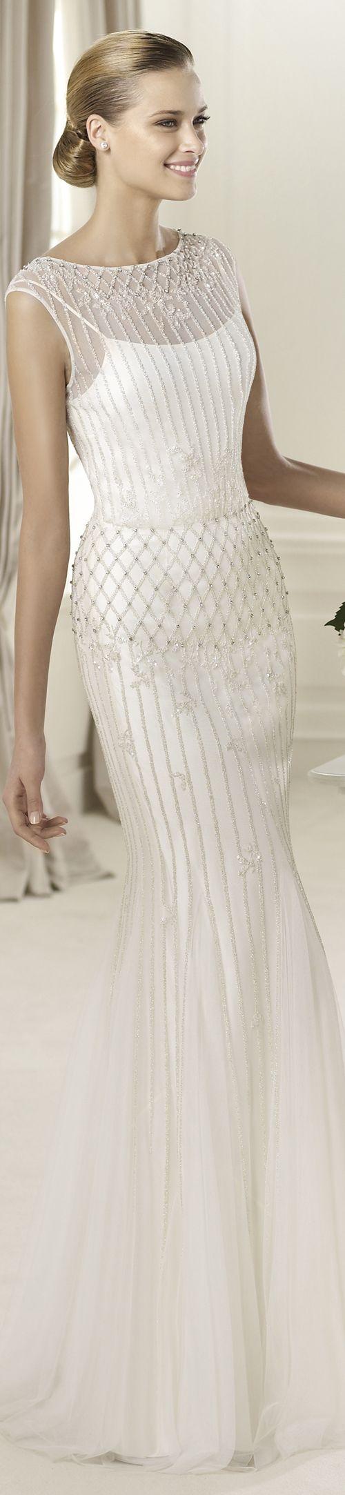 Pronovias Dress - - 2013 | Like a princess! | Pinterest | Dresses, Gowns and Wedding dresses