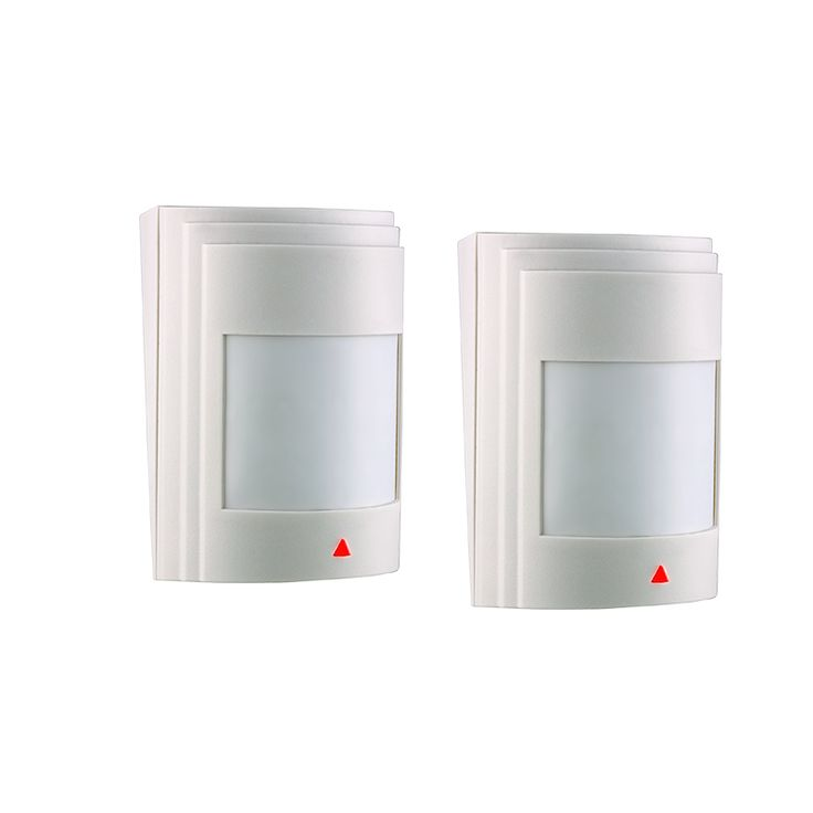 2pcs/lot Wired PIR Motion Sensor Detector For GSM PSTN Home Security Alarm System #CLICK! #clothing, #shoes, #jewelry, #women, #men, #hats, #watches