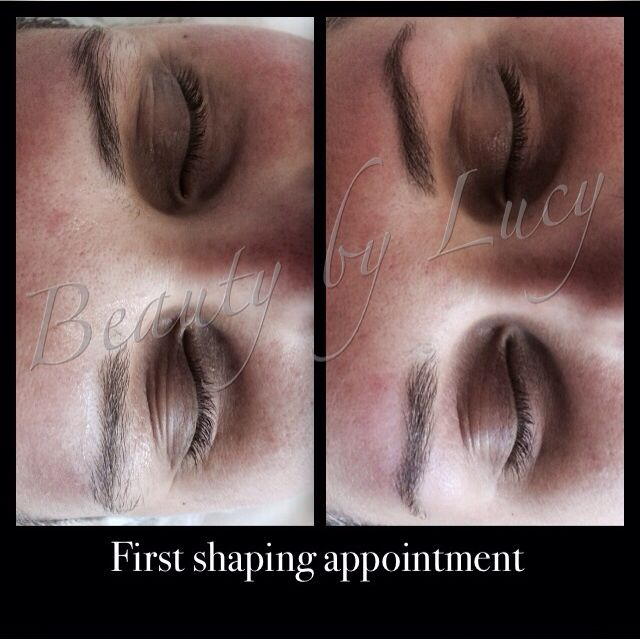 Re-shape first appointment