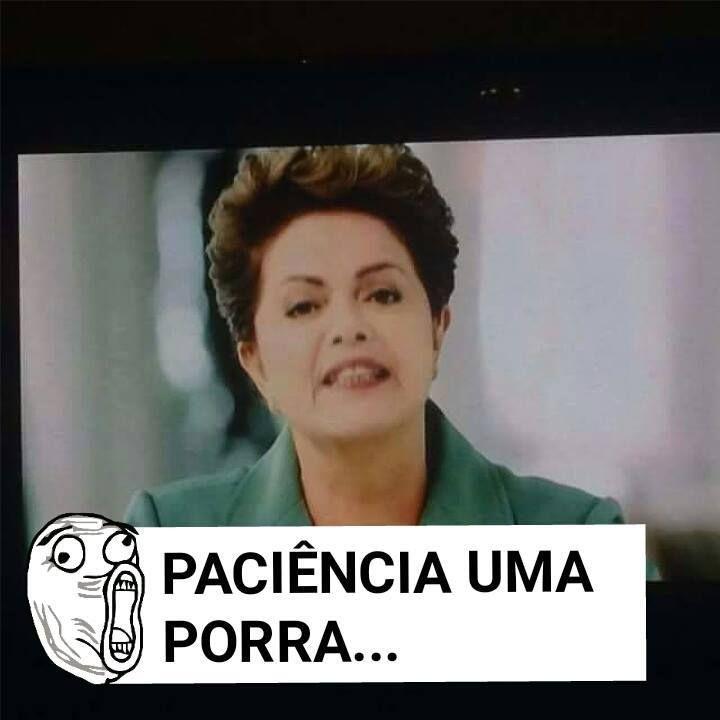 Post  #FALASÉRIO!  : Não aguento mais ver a cara dessa GUERRILHEIRA NOJ...
