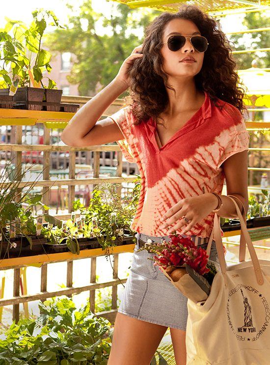 Shopbop Shoptalk: The Shopbop Blog: Ask Shopbop: Farmers Market Fashion