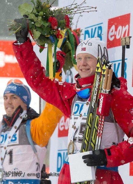 Йоханнес Бё #biathlon #биатлон