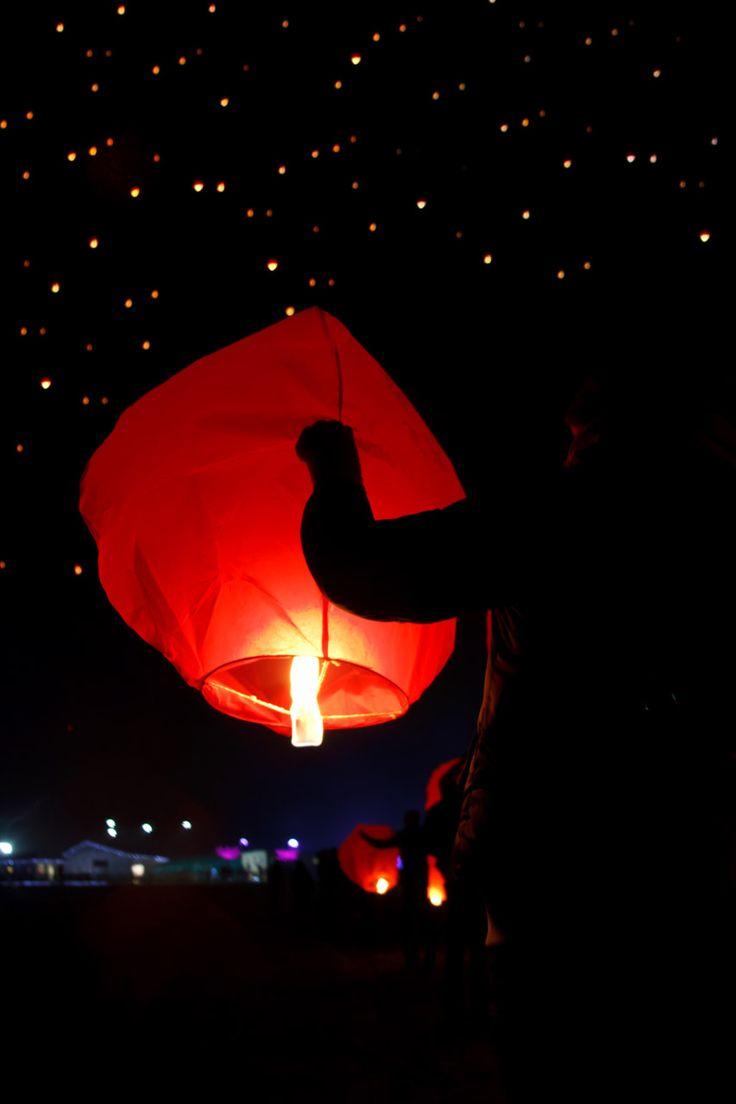 paper sky lanterns - Google Search
