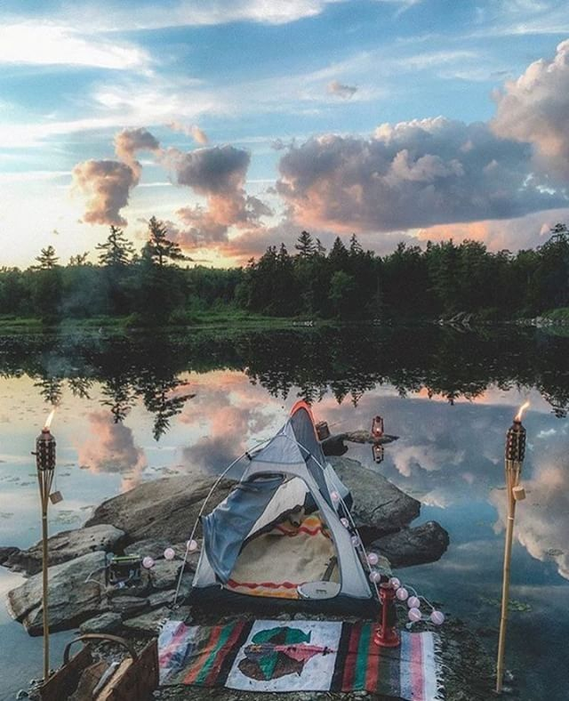 1000 Images About Camping On Pinterest: 1000+ Ideas About Campsite On Pinterest