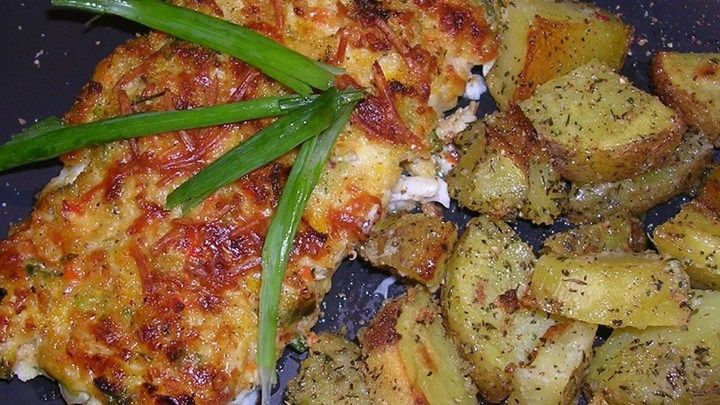 Crab Crusted Grouper Recipe - Allrecipes.com