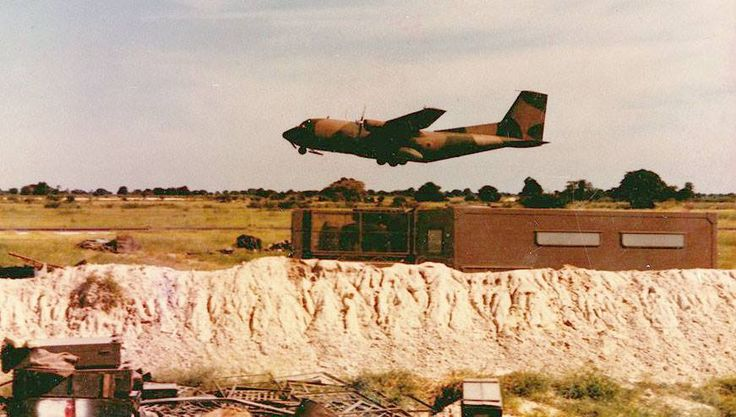 C 160z Ondangwa AFB