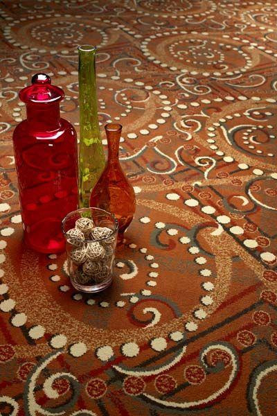 Cosmic Swirl II by Lexmark Carpet - Public Spaces Carpet