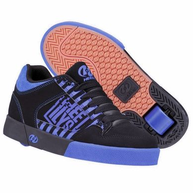 Heely's Caution Roller Shoe (Black/Royal Blue) are now in stock at www.goneblue.com. 100's of Styles and Colors in Stock. #heelys #heelyslife #heeley #heelies #skate #skates #skating #rollerskate #rollerskates #rollerskating #wheels #rollerblades #rollerblading