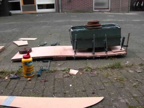 How to make a cheap longboard