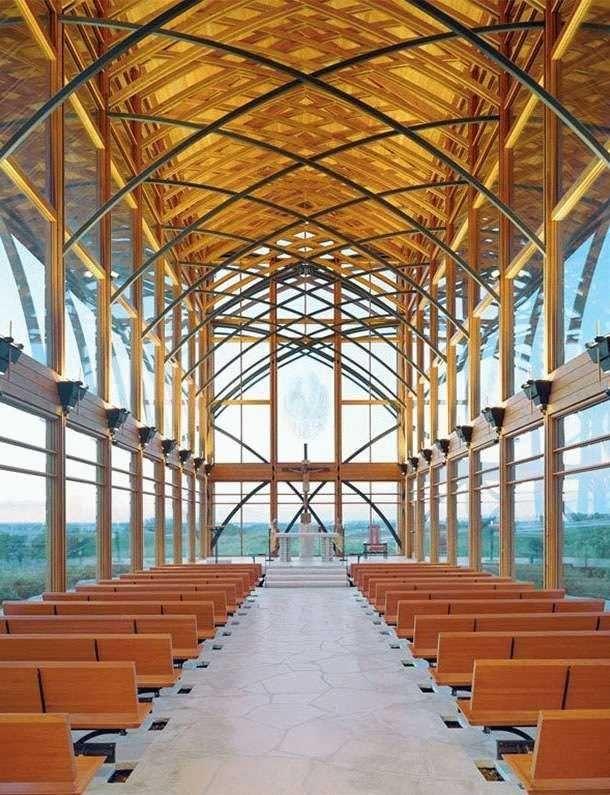 Храм Святого Семейства в Гретне, штат Небраска