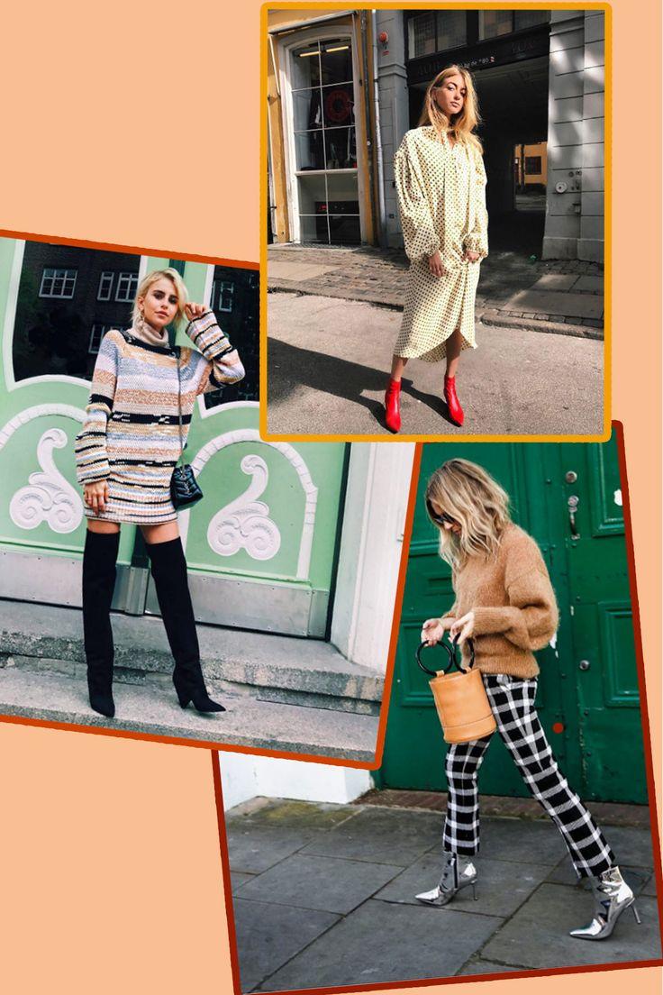 Rote Ankle Boots, Overknee-Stiefel, Stiefeletten in Silber, Satin-Pumps und -Sneaker mit Schmuckspangen: Diese Winterschuhe wollen jetzt geshoppt werden! #schuhe #schuhtrends #winterschuhe #fashion #mode