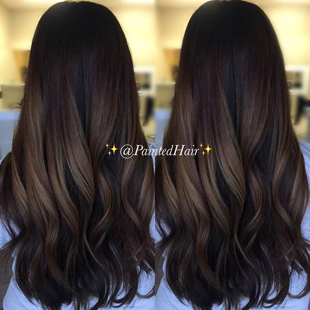 Pinterest hair color ideas brunette