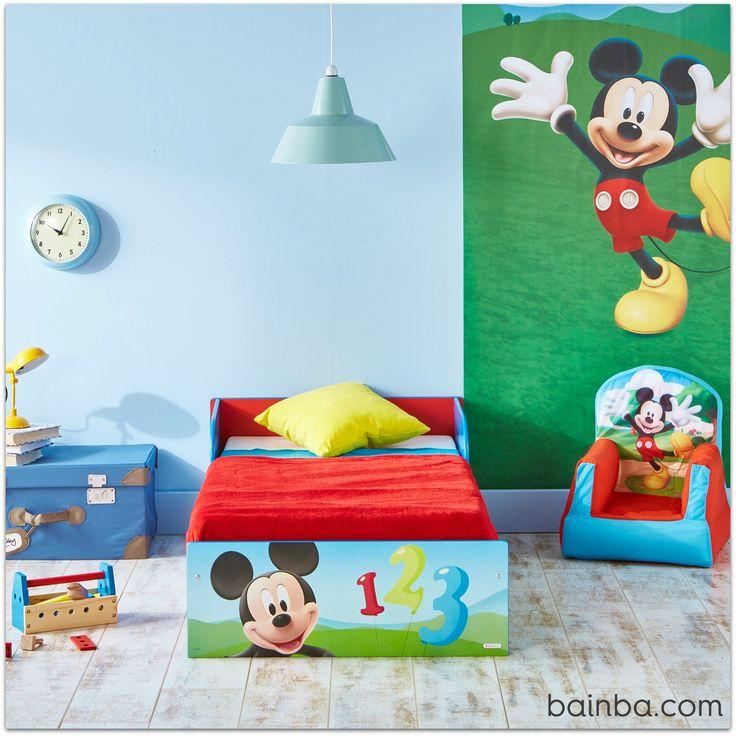 30 best habitaciones disney images on pinterest disney for Habitaciones infantiles disney
