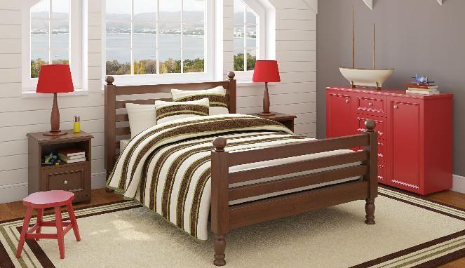 Ide Dekorasi untuk Kamar Tidur Kecil