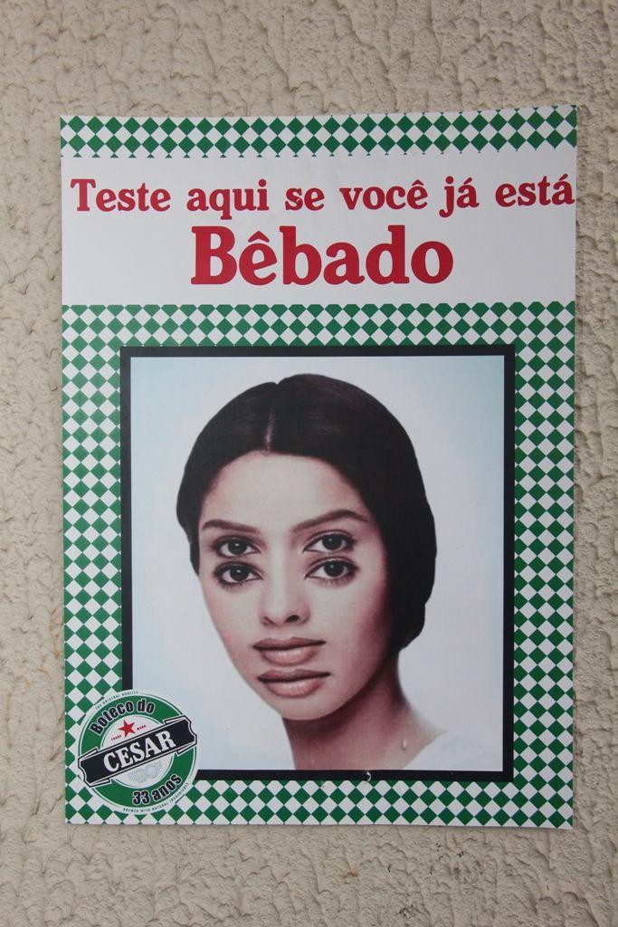 Festa Tema Boteco