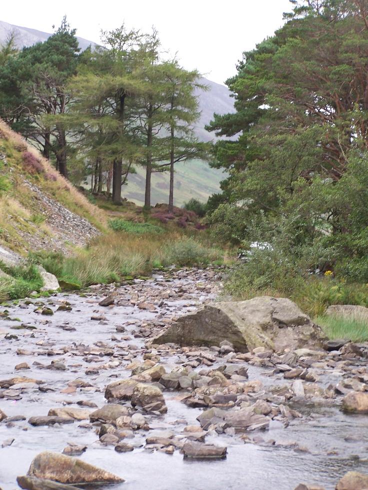 Snowdonia National Park  Snowdonia, Wales, UK