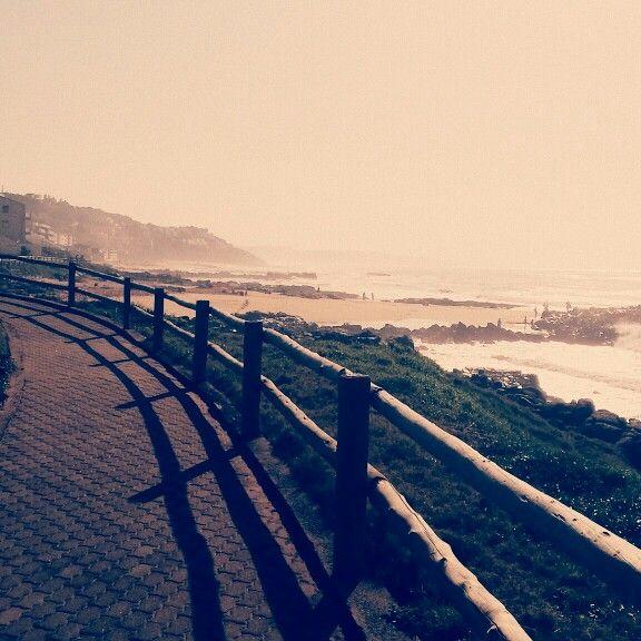 Ballito boardwalk, South Africa