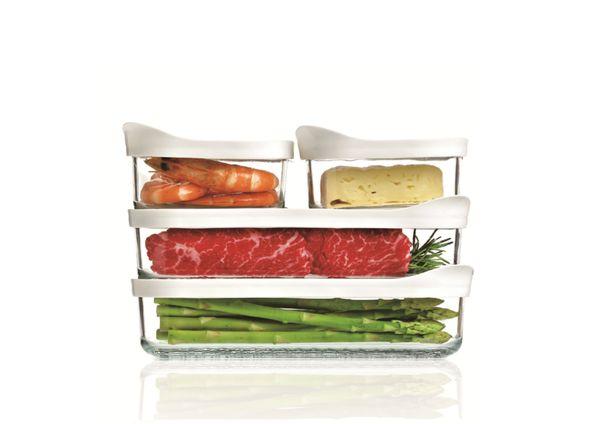 Glasslock: Frischhaltedosen und Glasbehälter für Ofen, Mikrowellen, Kühlschränke und mehr.: Freezer