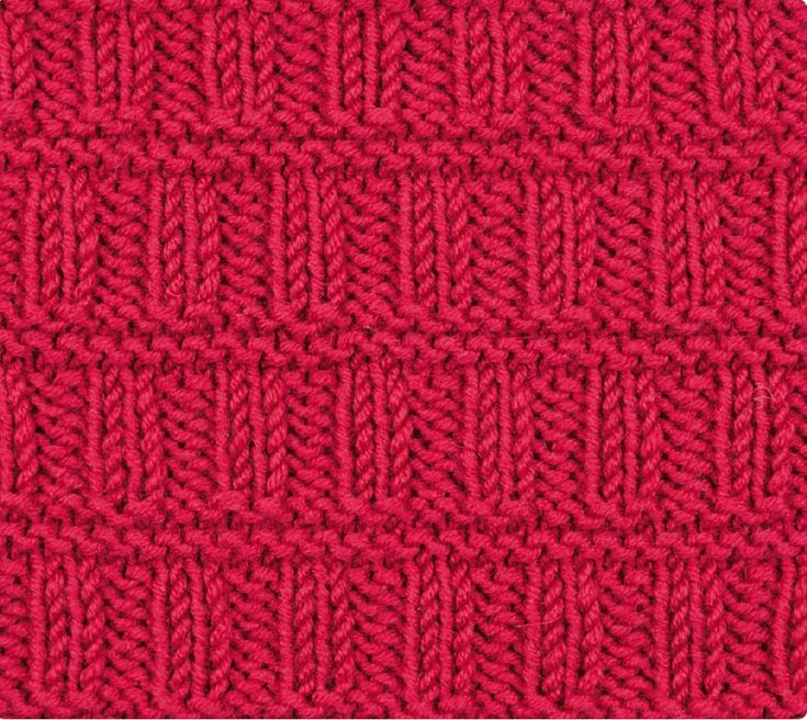 Knitting Stitches Purl : Best images about knit and purl stitch patterns on