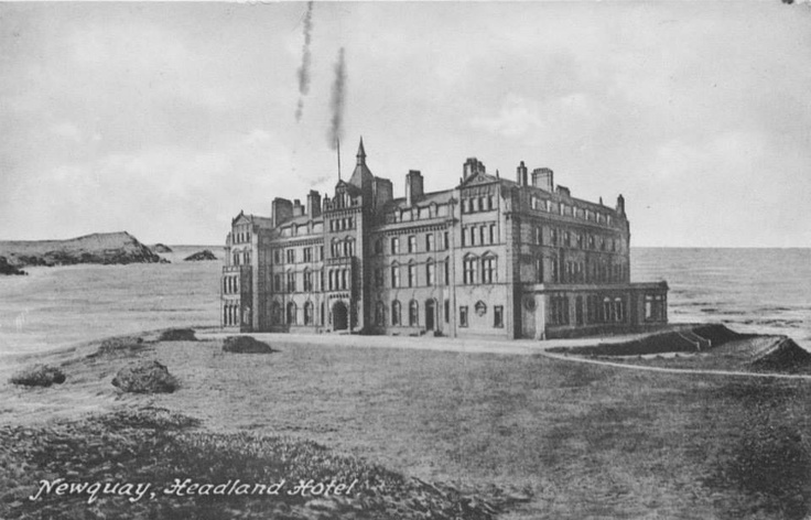 The Headland Hotel, Newquay.