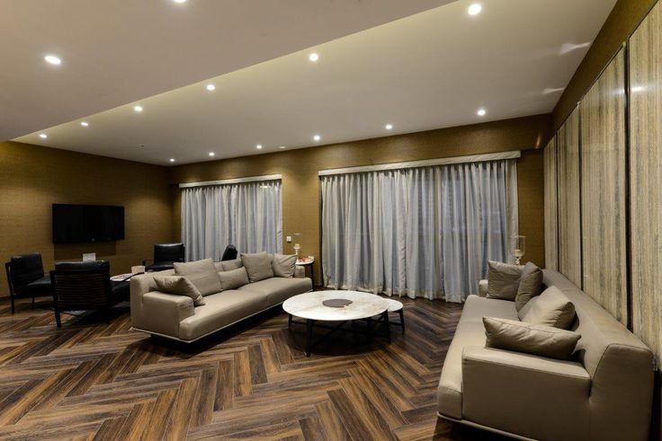 # Living spaces @ Supreme Amadore, Baner, Pune. A 3 & 4 Bedroom Opulent Suites project by Supreme Landmarks, Pune.