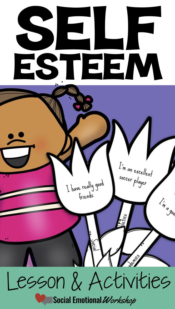 Students base their self-esteem on how competent they feel in an area they think is important. When a student has a low self-esteem, it is important we focus on targeting what is causing the low self-esteem and not just on boosting the student with positive thinking and praise. This lesson focuses on students understanding what affects their self-esteem, determining what areas they do and do not feel competent in, planning to improve valued skills, and recognizing supports.