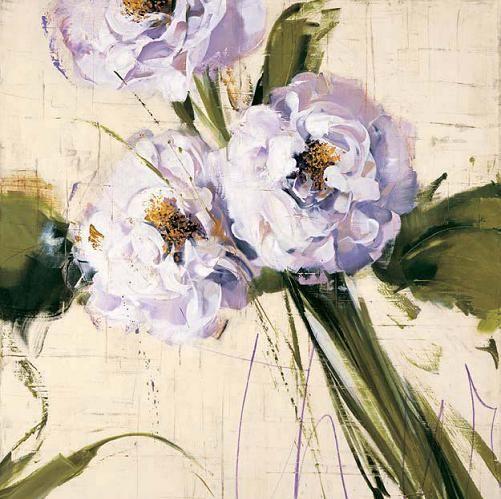 White flower - Antonio Massa