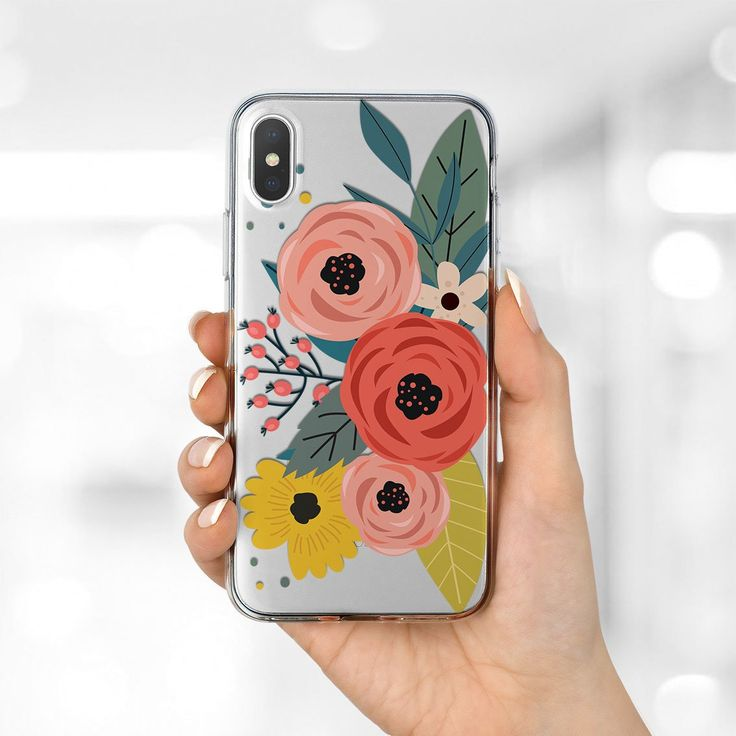 Watercolor Flowers iPhone 11 case iPhone 11 Pro Max iPhone