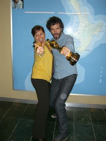 Oscar Winner Bret McKenzie Visits the LA Koru Lounge
