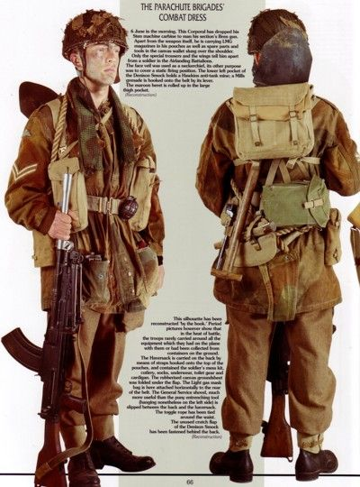 British paratrooper WWII