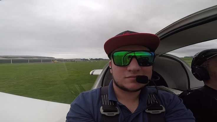 A Short Flying Video