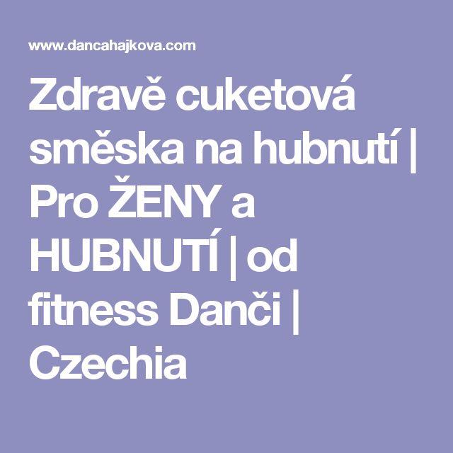 Zdravě cuketová směska na hubnutí | Pro ŽENY a HUBNUTÍ | od fitness Danči | Czechia