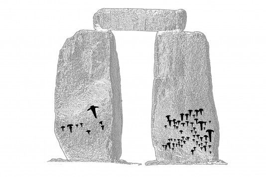 www.buildbytes.com | Stonehenge-Rock-art-on-stones-revealed-by-3d-scanning