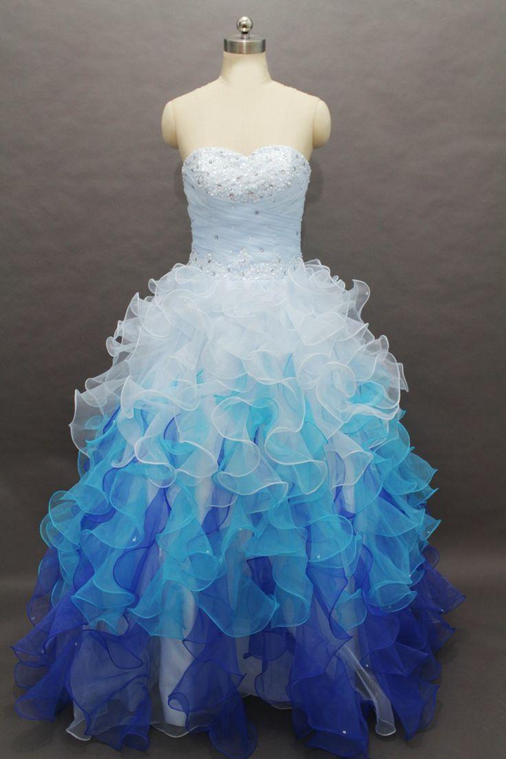 68 besten Dresses Bilder auf Pinterest   Ballkleider, Schöne kleider ...