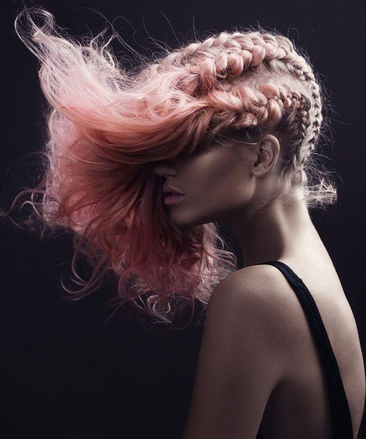 www.estetica.it   Credits Hair: Kristie Kesic @Stelios Papas Toowong Make up : Megan Braunberger Photo: Elizabeth Grinter @illuminate Management Products: Wella Professional