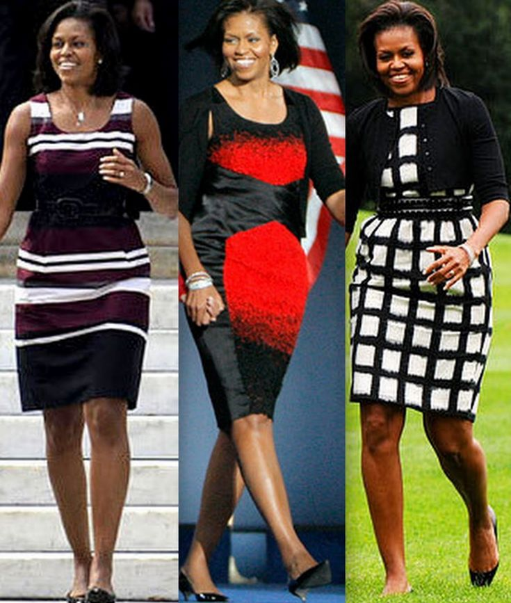 Michelle Obama truly is the First Lady of Fashion . The wife of presidential candidat Barack Obama is being regarded as someone with an envi...