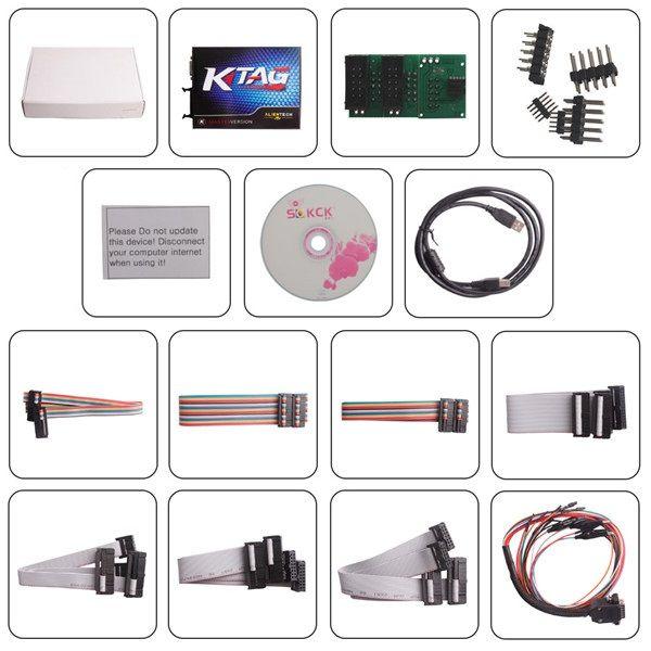 www.OBD2Buy.com KTAG K-TAG ECU Programming Tool Master Version V2.06