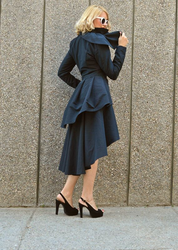 ON SALE Taffeta Jacket / Taffeta Evening Jacket / by Teyxo on Etsy