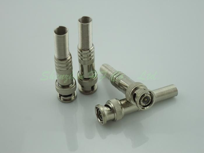 4.99$  Buy here - http://ali7c5.shopchina.info/go.php?t=1745487720 - 10pcs bnc connector BNC Male Connector adapter to Twist-on Coaxial RG59 Cableused CCTV Audio Video Camera system  #buymethat