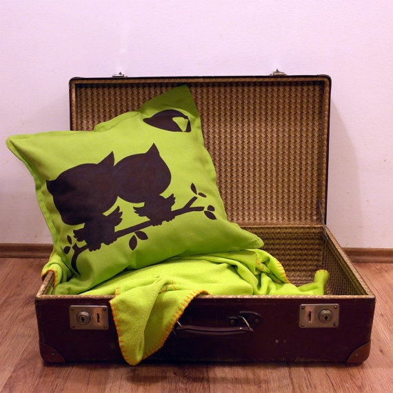 Handpaint friendly pillow by diySWEETHOME on Etsy, Ft3500.00