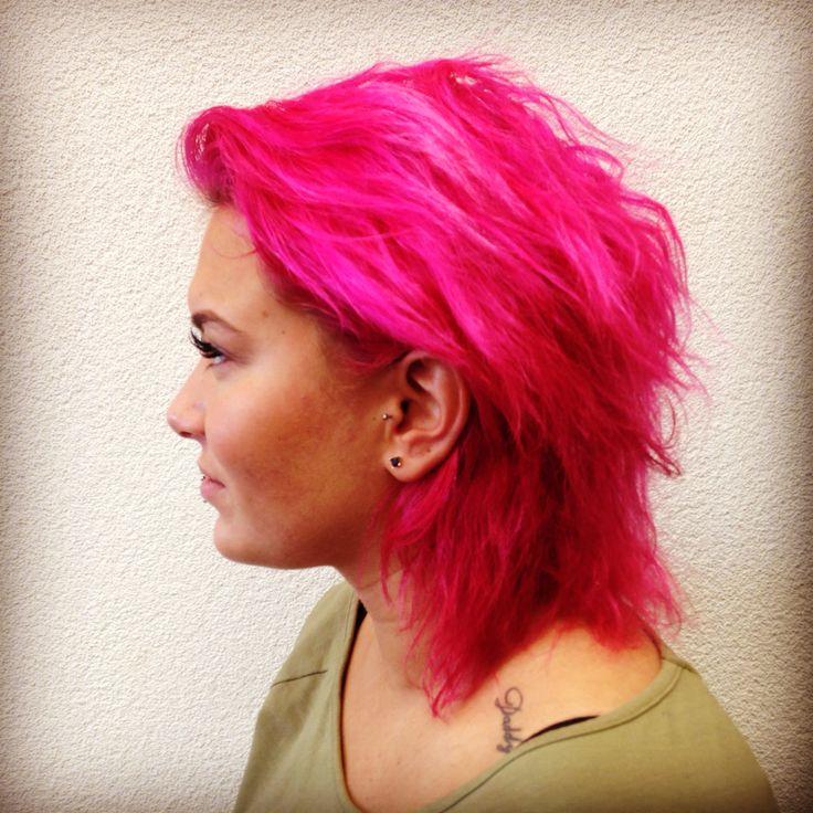Pinkhair before !!!