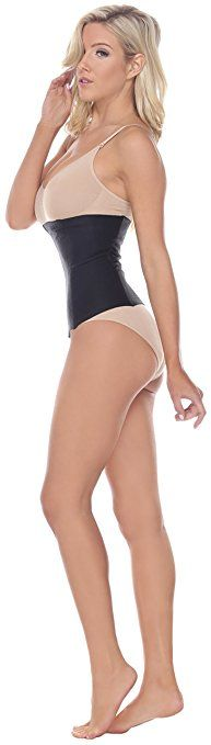 La-Reve Womens Waist Cincher Shaper-Slimmer- Weight Loss Training Corset - Workout Girdle at Amazon Women's Clothing store: