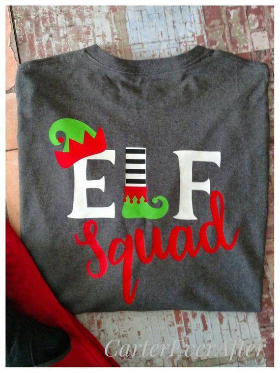 Elf Squad Christmas Shirt 1a3d5ad0e86b