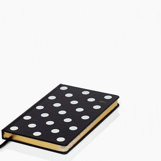 kate spade new york 2016 agenda - polka